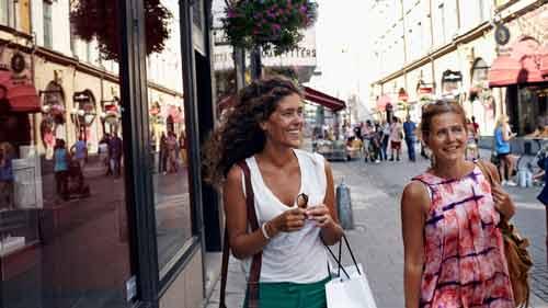 Shopping in Stockholm: Einkaufen und Stadtbummel in der Stockholmer City