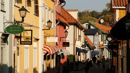 Sigtuna in Schweden