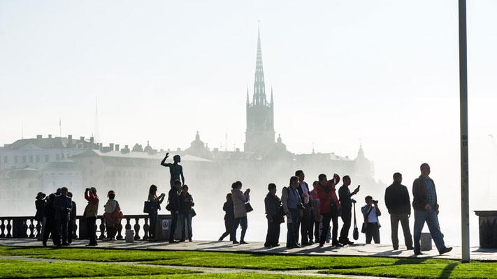 Stadtführung in Stockholm