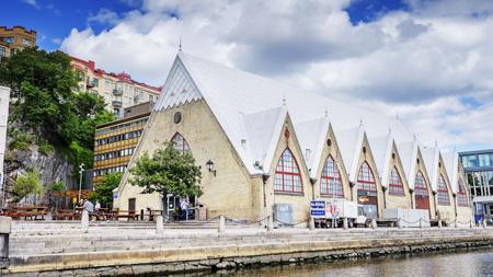Fischkirche in Göteborg