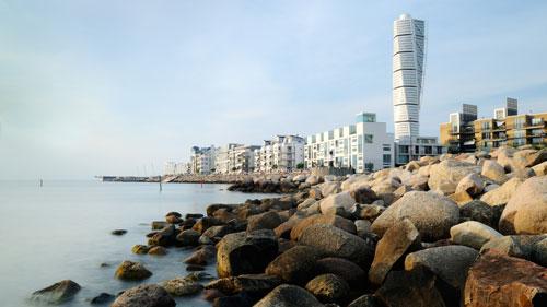 Südschweden: Malmö in Skåne bzw. Schonen