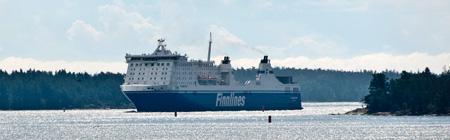 Finnlines Fähre von Travemünde nach Malmö in Schweden