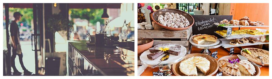 Fika in Schweden: Kaffeepause auf Schwedisch mit Kaffee und Gebäck im Café