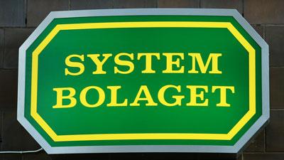 Alkohol in Schweden: Systembolaget