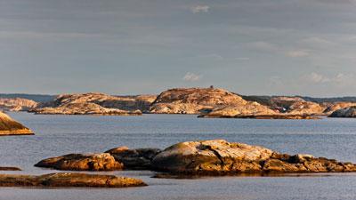 Kreuzfahrt nach Schweden:  Cruise an der Westküste