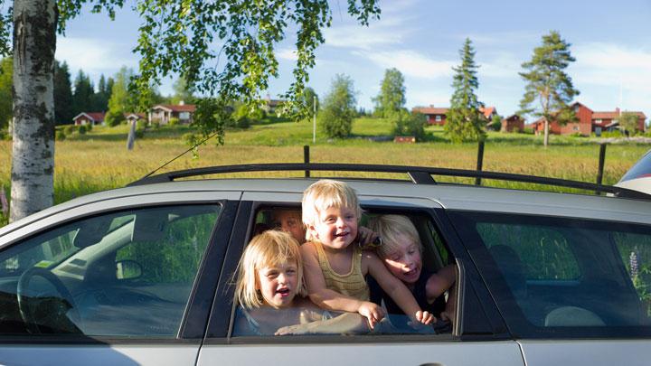 Anreise mit dem Auto: Auf dem Landweg nach Schweden