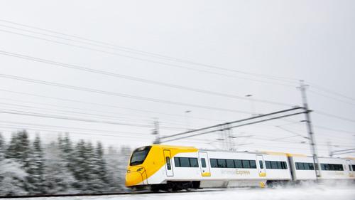 Arlanda Express: Schnellzug vom Flughafen Stockholm ins Stadtzentrum