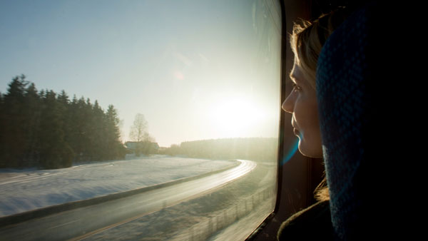 Mit Bus, Bahn, Zug und Fernbus unterwegs in Schweden