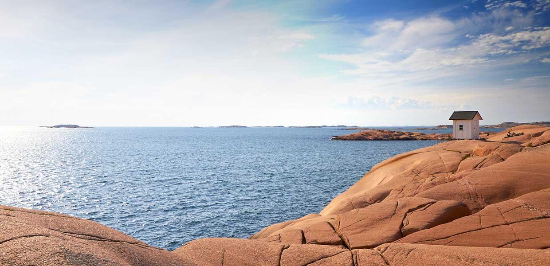 Westschweden: Schären an der Westküste von Schweden