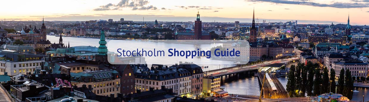 Shopping City Stockholm