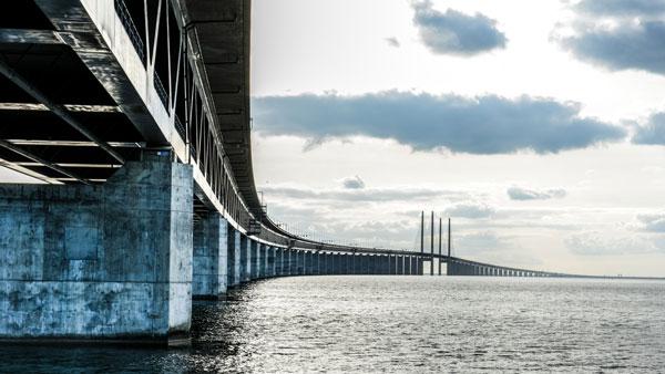 Anreise nach Schweden mit Bus, Bahn, Zug und Fernbus über die Öresundbrücke