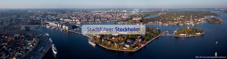 Stadtführer Stockholm