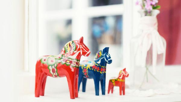 Handwerkskunst, Design, Mode, Lifestyle und Kunsthandwerk in Schweden