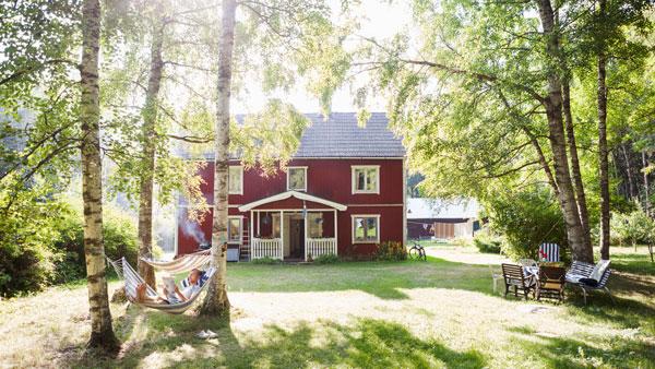 Ferienhaus für den Urlaub in Schweden