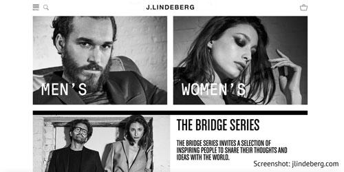 Fashion aus Schweden von J.Lindeberg