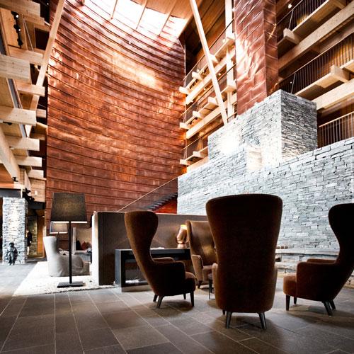 Skandinavisches Design: Wohnen in Schweden