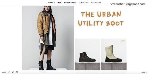 Schuhe aus Schweden von Vagabond