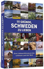 Geschenkidee: Reisebuch Schweden