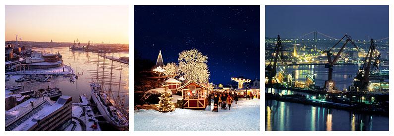 Weihnachtsstadt Göteborg