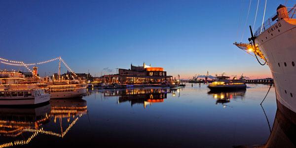 Winter, Advent und Weihnachten in Göteborg