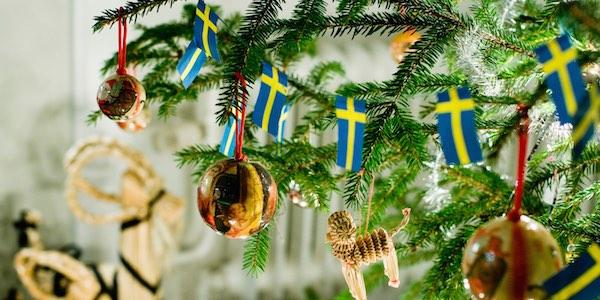 Weihnachten, Advent und Weihnachtszeit in Schweden