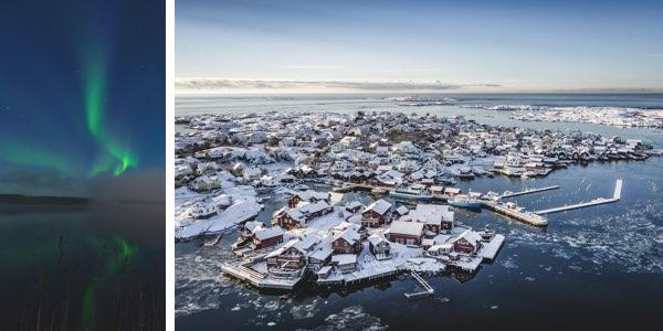 Schwedische Wintererlebnisse im Winterurlaub in Schweden