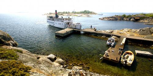 Bootstouren, Ausflüge und Schifffahrten im Stockholmer Schärengarten