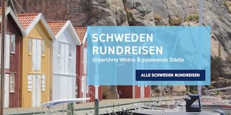 Schweden-Rundreisen