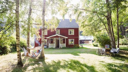 Ferienhaus-Suche für den Urlaub in Schweden